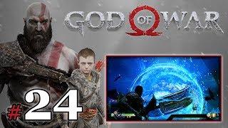 """GOD OF WAR [PS4] (18+) #24 - """"Czy mogę zmienić się w zwierzę?"""""""