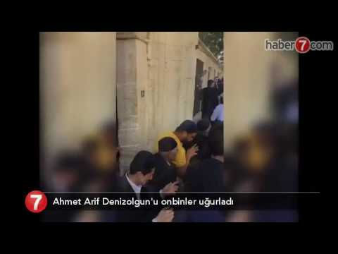 Ahmet Arif Denizolgun Vefat etti. 8 Eylül 2016 !( süleymanlıların büyüğü)