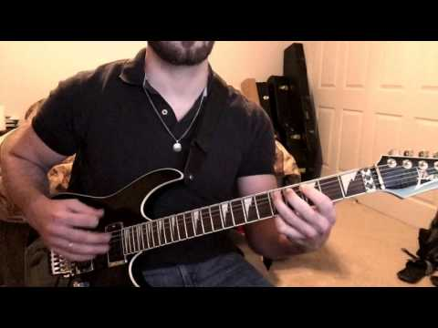 Foo Fighters - Long Road to Ruin Guitar Cover