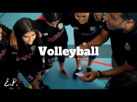 Videography: Volleyball Trip to Bahrain