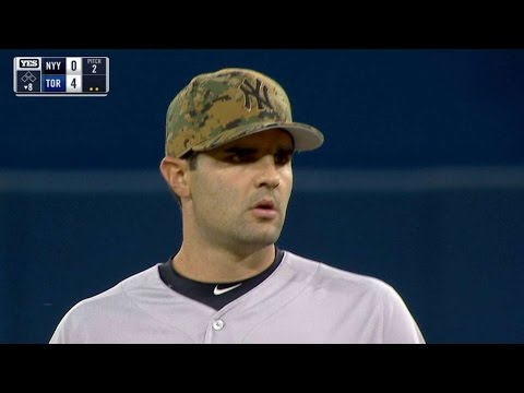 NYY@TOR: Bleier makes MLB debut, retires Smoak in 8th