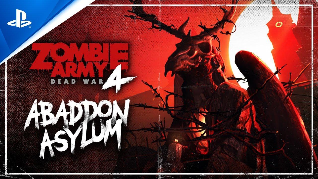 Zombie Army 4: Dead War – Abaddon Asylum | PS5, PS4