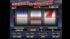 Sevens and Stripes Slot by RealTime Game | Neonslots.com