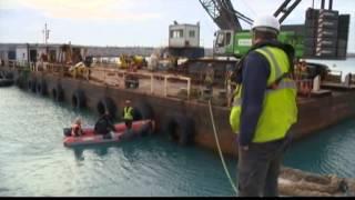 Chantier Tanger Med II - ورش بناء ميناء طنجة المتوسط 2