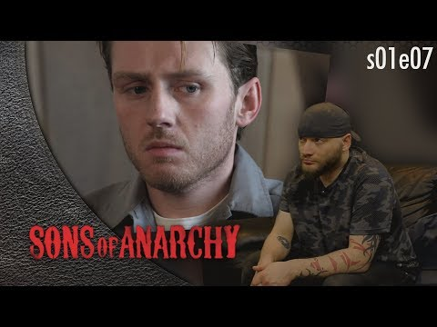 """Sons of Anarchy: 1x7 """"Old Bones"""" REACTION"""