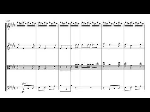 Rossini William Tell Overture | String Quartet Sheet Music