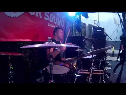 Hamish Dickinson - Distrait (Live) - Homebound (Slamdunk Birmingham 27/05/17)