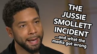 Jussie Smollett and What The Media Got Wrong