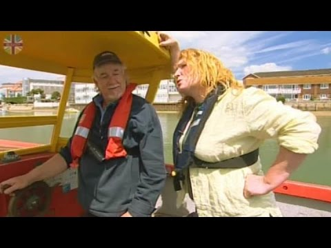 ADUR RIVER WALK with Charlie Dimmock 2007 TV Programme