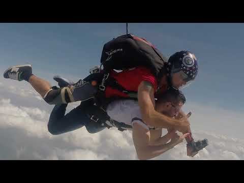 Tandem Skydive | Ibrahim from Fort Worth, TX