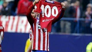 fernando torres marca el gol 100 con la camiseta del atltico de madrid