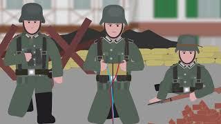 Голиаф - Самоходная мина Второй мировой войны (Simple History)