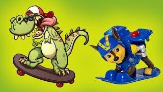 ЛУЧШИЙ ДРАКОН В МИРЕ! Мультики для детей - игрушки из мультфильмов Щенячий патруль новые серии 2018