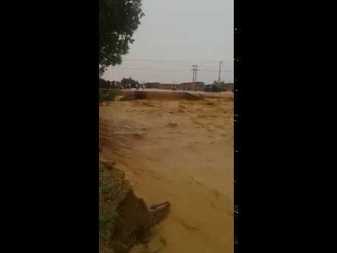 Radio Dabanga: Floods in Sudan capital
