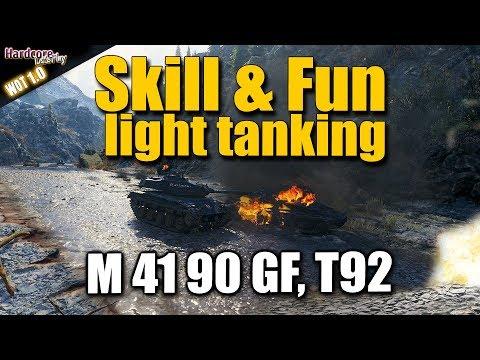 world of tanks matchmaking skill