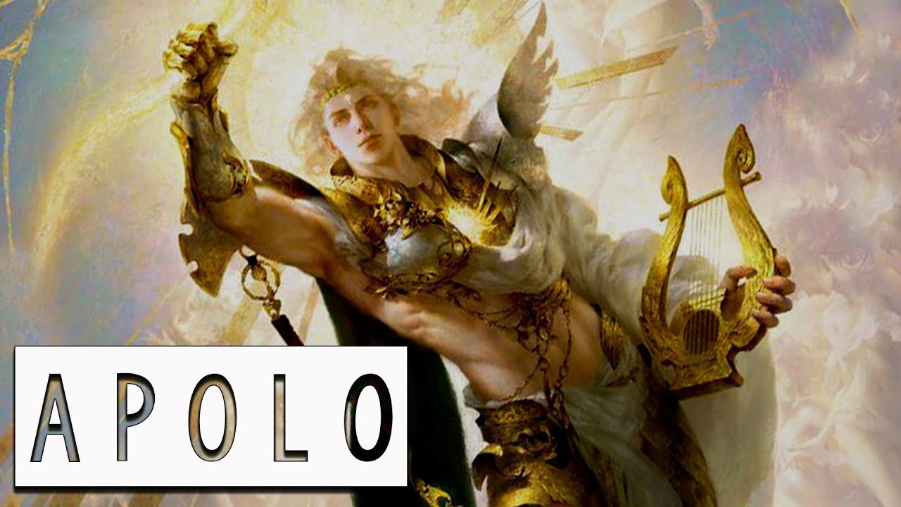 Download Apolo: El Dios de la Luz y la Música - Los Olimpicos - Mitología Griega - Mira la Historia