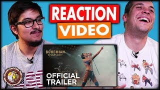 Bohemian Rhapsody Teaser Trailer | Reaction and Discussion