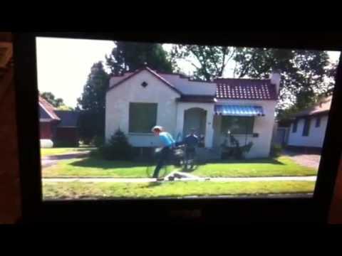 Napoleon Dynamite Hurts His Balls While Doing A Bike Stunt Youtube
