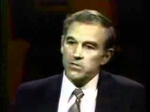 Ron Paul Interview 1988 A Must See!!