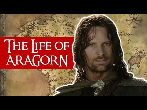 the-life-of-aragorn:-what-happened-before-the-lord-of-the-rings?-[-tolkien-explained-]