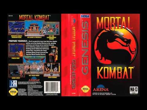 [SEGA Genesis Music] Mortal Kombat - Full Original Soundtrack OST