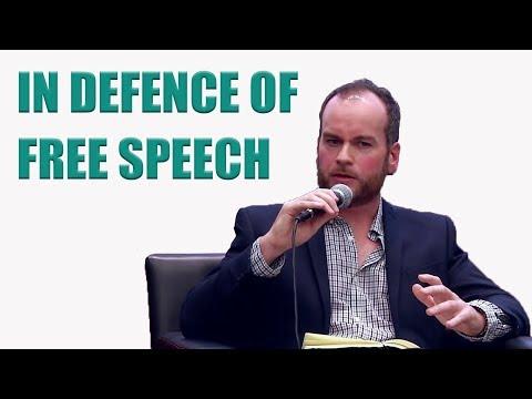 Brendan O'Neill: In Defence of Free Speech