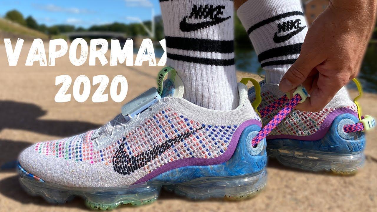 NIKE VAPORMAX 2020 REVIEW \u0026 ON FOOT