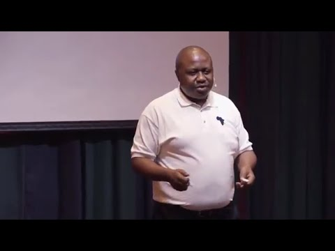 To solve poverty, we need a new type of innovation | Roche Mamabolo | TEDxJohannesburgSalon