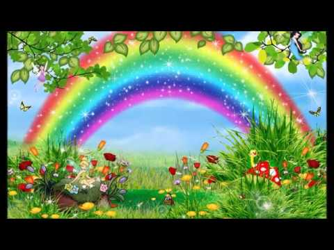 I can sing the Rainbow- Canzone per bambini