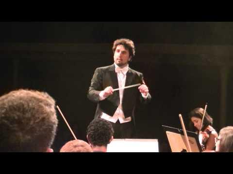W.A.Mozart - Sinfonia 35 Haffner - Regente: Leonardo David