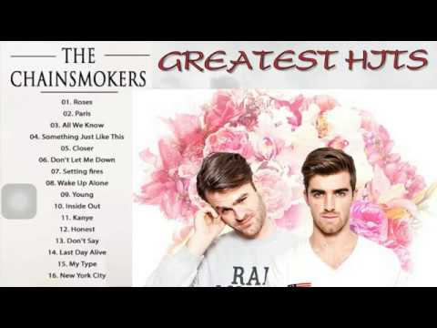 The Chainsmokers Greatest Hits 2017  Full Album Cover   Best Songs Of The Chainsmokers