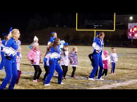 Moffat County High School Homecoming Halftime Show
