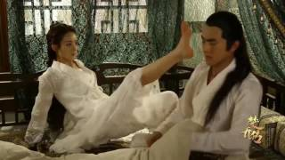 Những phân đoạn NG vui nhộn trong phim Sở Kiều Truyện - Triệu Lệ Dĩnh vs Lâm Canh Tân