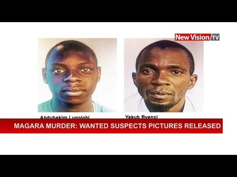 Magara Murder: Wanted suspects pictures released
