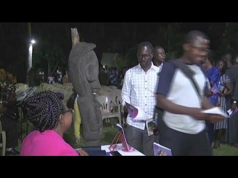 Togo, Recueil de poème de Germaine Kouméalo Anaté