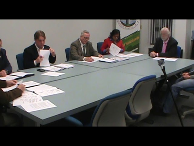 Town of Plattsburgh Meeting  1-23-20