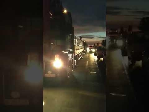 Moy gorod: Мой город Н: Фуры заблокировали въезд в Николаев