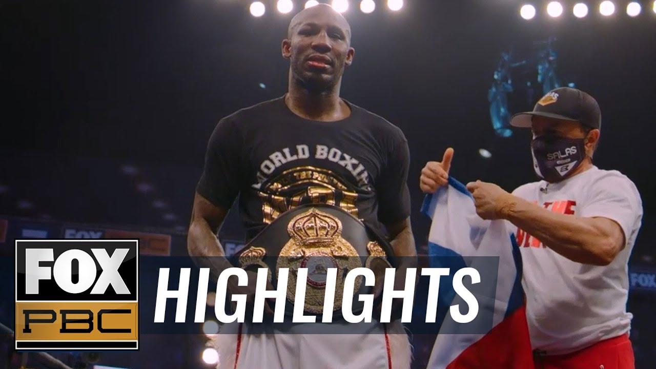 Yordenis Ugas beats Abel Ramos to win WBA Regular Welterweight Title | HIGHLIGHTS | PBC ON FOX
