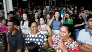 Prefeito Juju   Inauguração da Brinquedopraça de Jaguaribara
