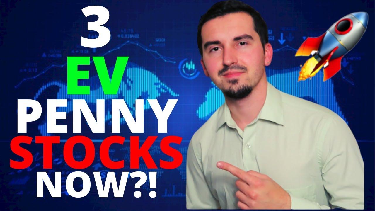 Download 3 EV Penny Stocks To Buy NOW!?   MASSIVE Upside Potential   🚀