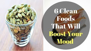 6 Clean Foods That Will Boost Your Mood and Beat Stress This Season