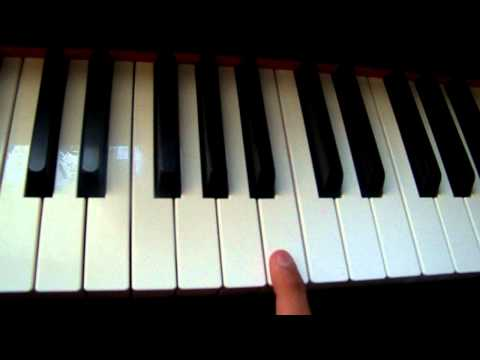 How To Play One Missed Call Ringtone On Piano (American Version)