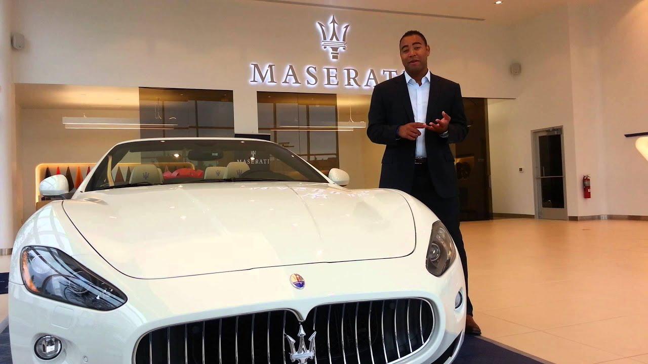 Zeigler Maserati of Grandville Marketing Promotion - YouTube