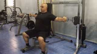 Chest Butterfly - Seated Cable Butterfly - Asistgym Ibillin