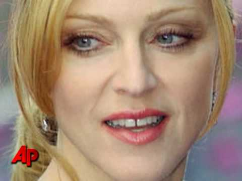 Divorce Decree for Madonna, Guy Ritchie