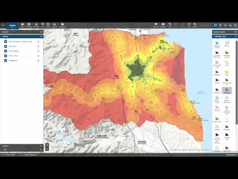 GeoPlanner for ArcGIS - Soma City