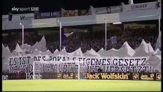 VfL Osnabrück - Das Flutlicht an der Bremer Brücke - Pokalrückblick 09/10