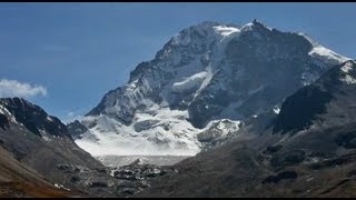 Melting glaciers: The Slow Disaster in the Andes