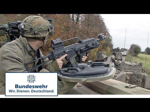 Premiere: Die Bundeswehr in England – 1 von 3 : Auftrag erfüllt