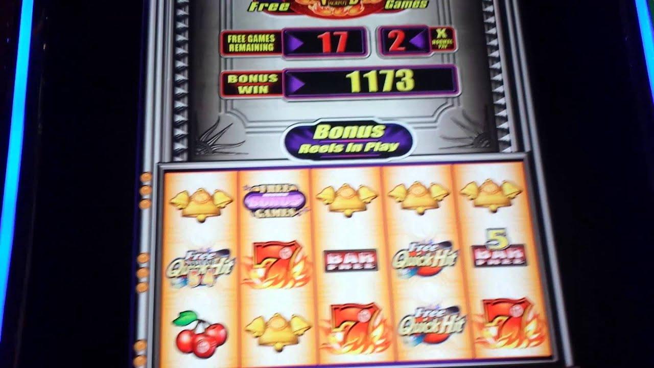 Platinum bonus slot machine